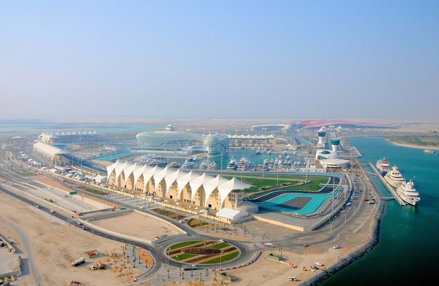 Yas Marina Circuit has quickly become a star of the F1 calendar
