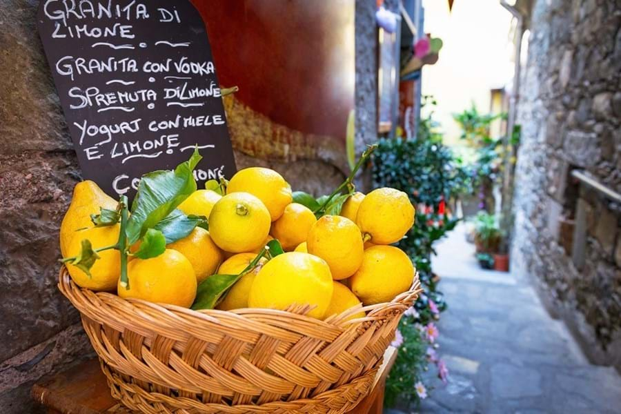 Italy's flavours are sun soaked and sensational
