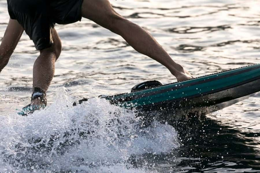 Surf without waves on Radinn's new electric Jetboard