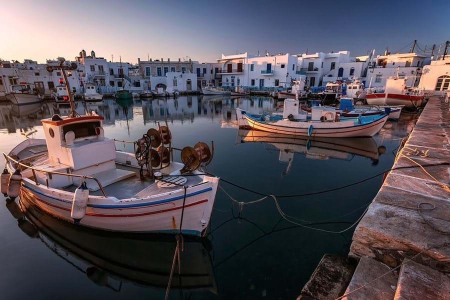 It's not difficult to see why Paros is building a reputation as a must-see destination in the southern Aegean
