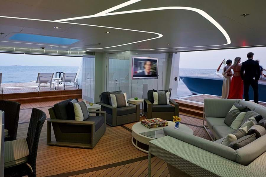 Waterside living transforms the superyacht experience