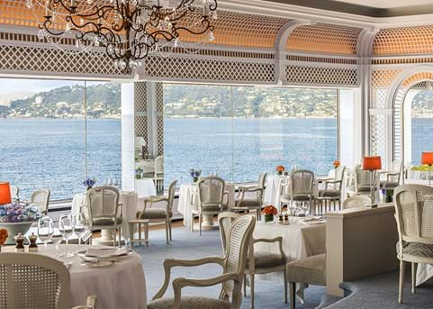 Where the superchefs eat - French Riviera