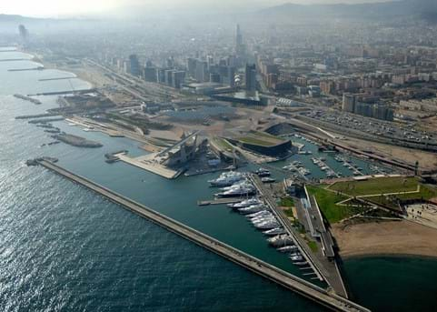 Berths in Barcelona - significant price reductions