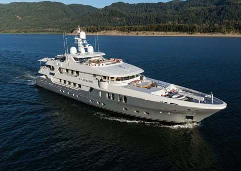 Sold: 48.8m CHASSEUR