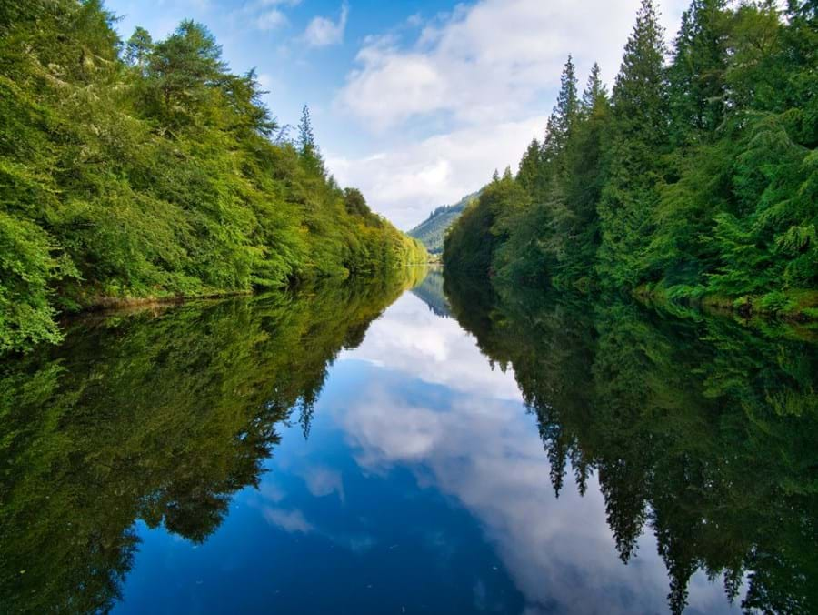 Once reopened, the stunning Caledonian Canal will present an utterly compelling cruising prospect for your FAIR LADY charter