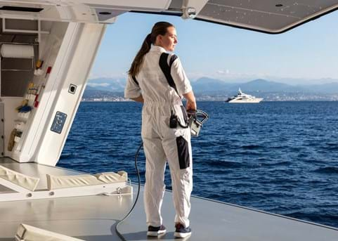 Working towards diversity and inclusion in yachting