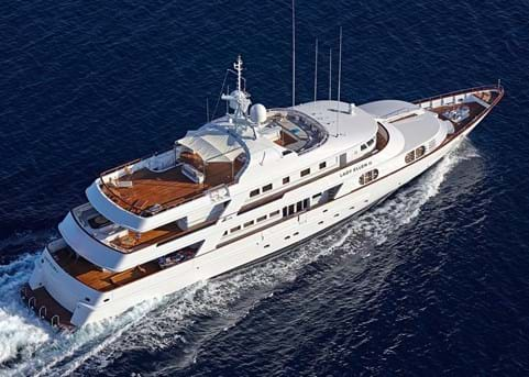 Sold: 48.3m LADY ELLEN II