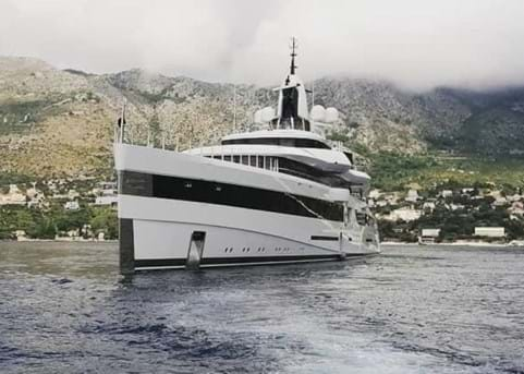 LADY S выиграла 2020 World Superyacht Awards