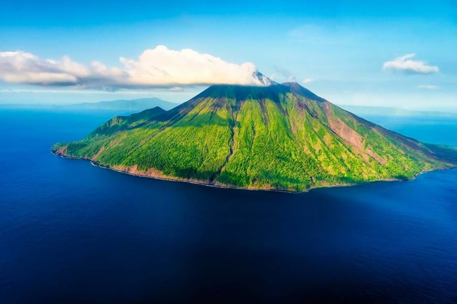 Explore the volcanoes of Vanuatu