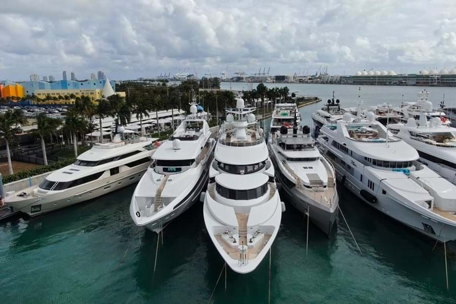 SuperYacht Miami 2019