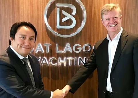 New Thai partner for Burgess - Boat Lagoon Yachting