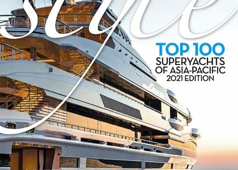 Top 100 Superyachts Asia 2021