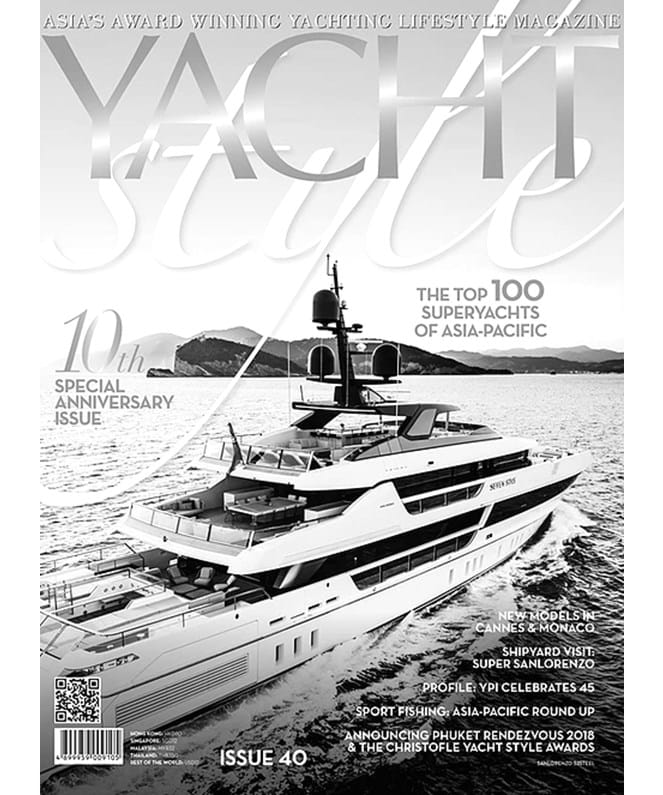 Top 100 Superyachts 2018