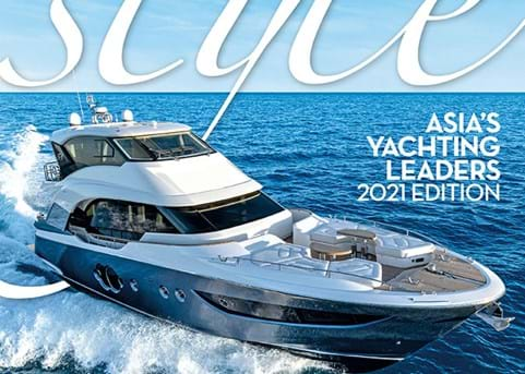 Asia's Top 100 Yachting Personalities 2021