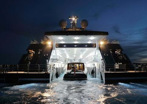 Burgess is the large superyacht specialist