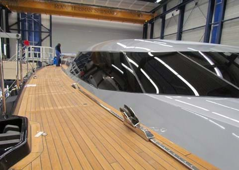 Burgess - the Royal Huisman specialist