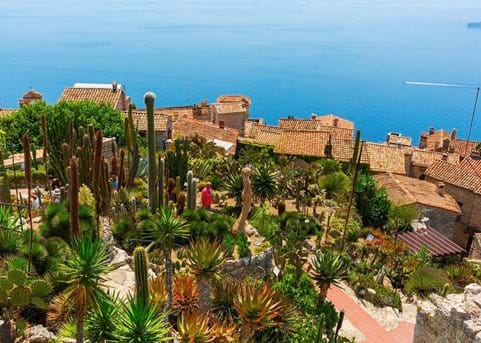 The historical side of the French Riviera