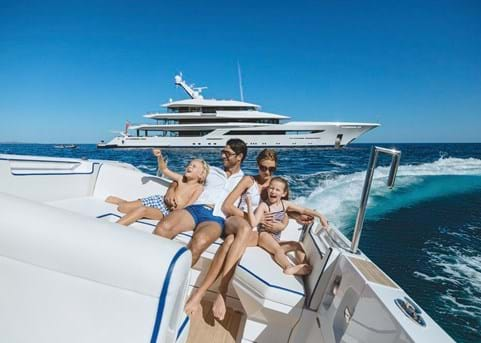 Socially distanced superyacht charter destinations