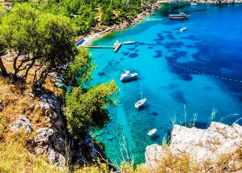 Insider guide: Turkey's best beaches