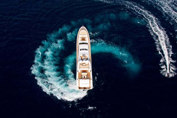 Sports yachts