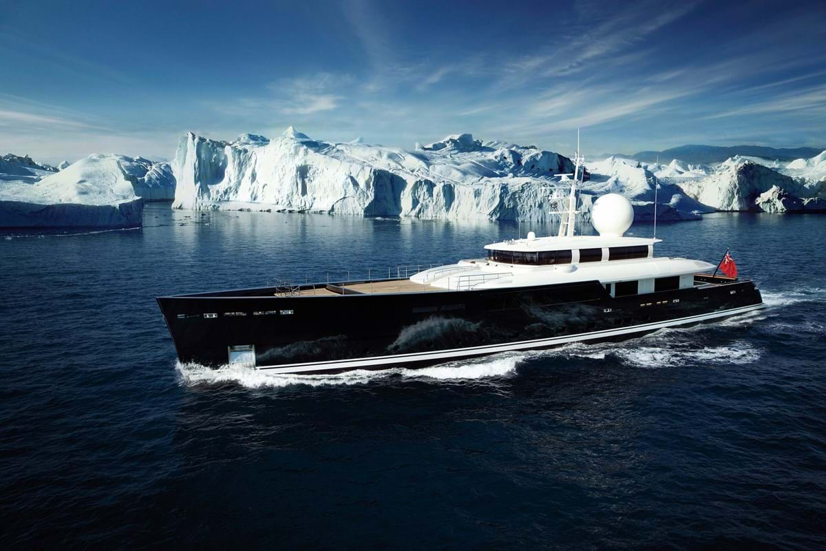 GALILEO G Superyacht | Luxury Yacht for Sale | Burgess