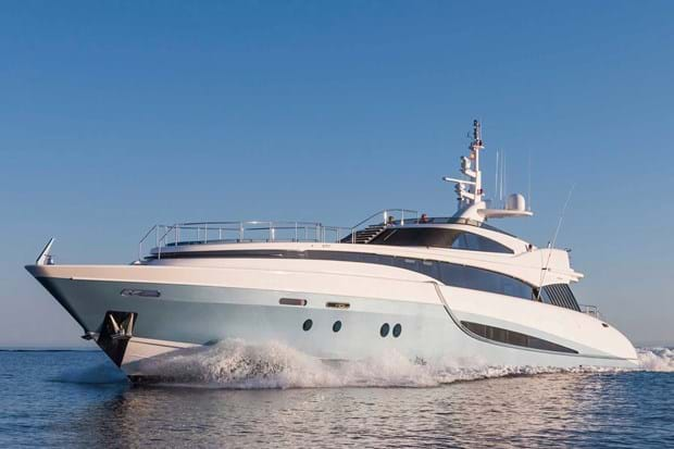Ghost Superyacht Luxury Yacht For Sale Burgess