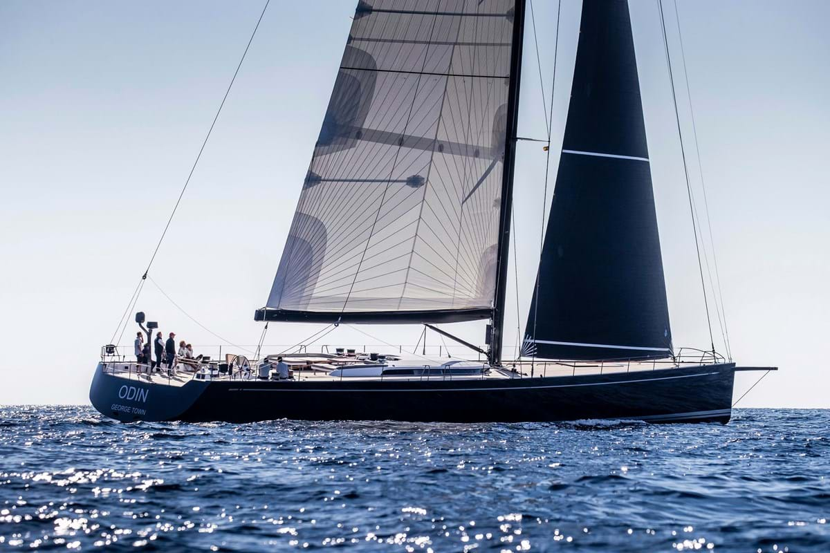 ODIN Superyacht | Luxury Yacht for Sale | Burgess