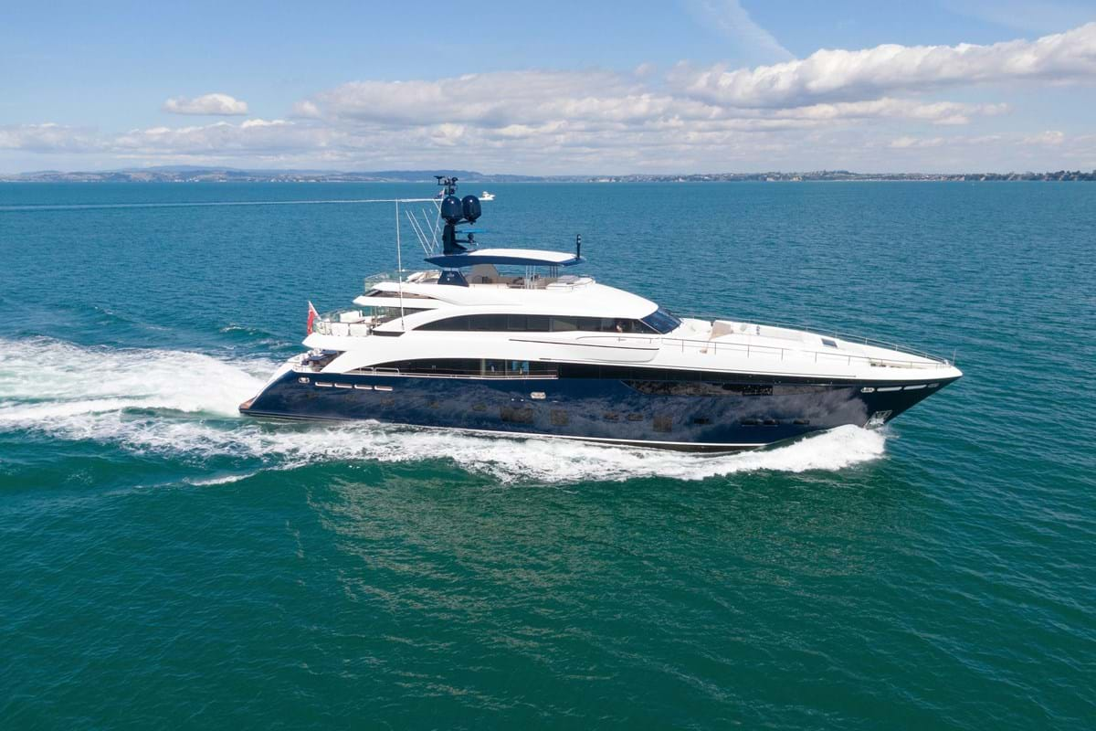 Odyssey Superyacht Luxury Yacht For Sale Burgess