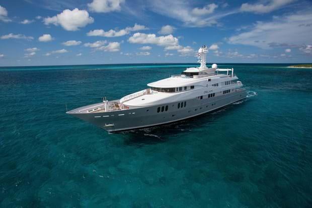 BATON ROUGE Superyacht | Luxury Yacht for Charter | Burgess
