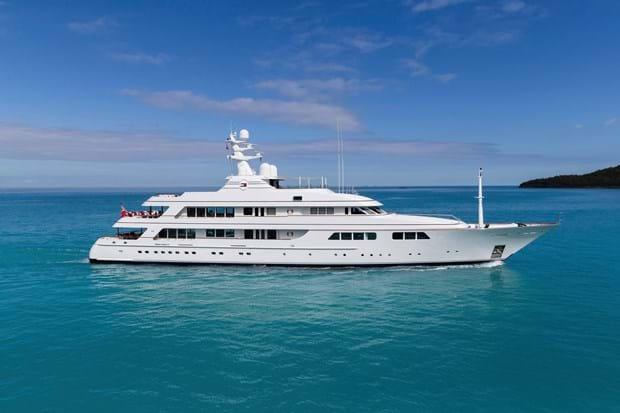 SEANNA Superyacht | Luxury Yacht for Charter | Burgess