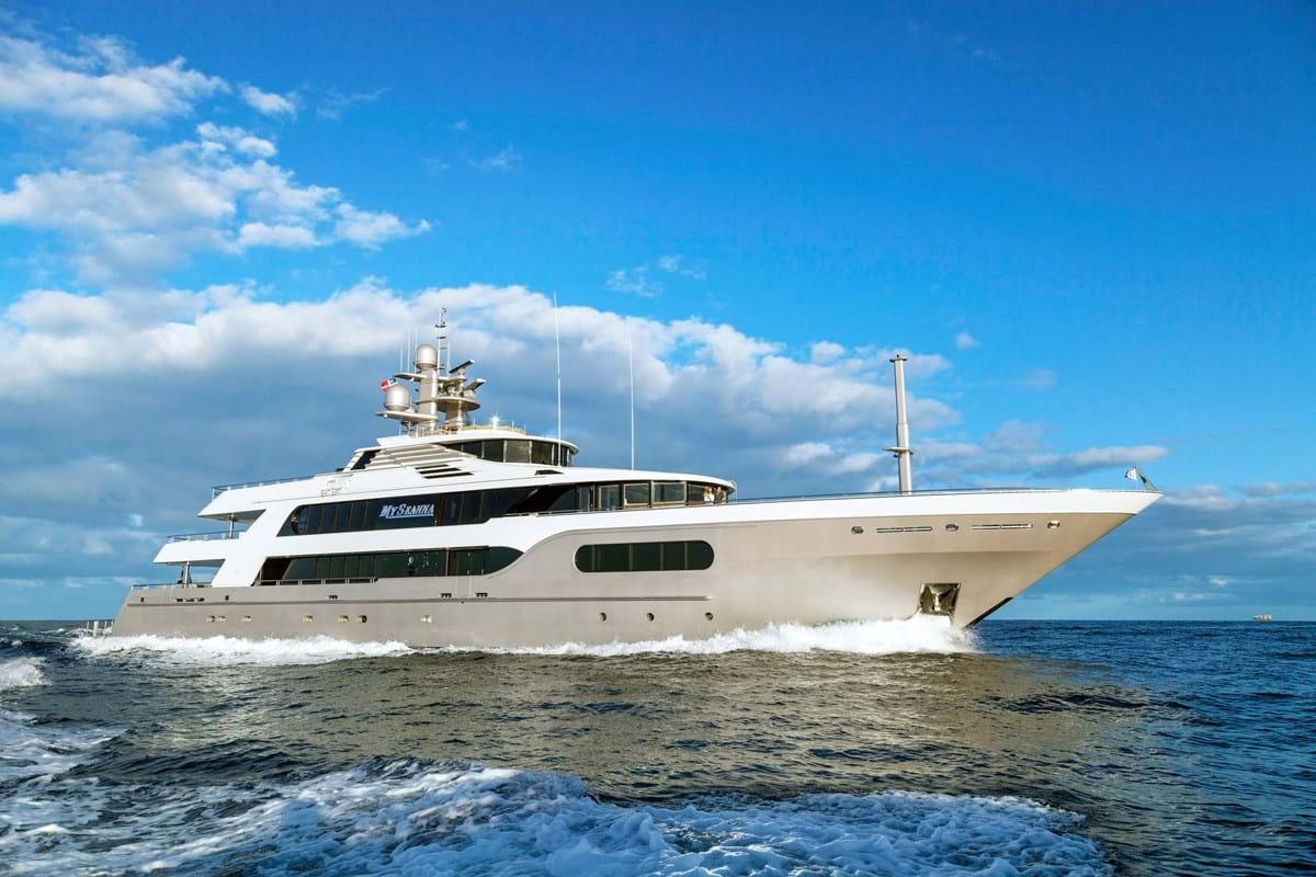 MY SEANNA (DELTA) Superyacht | Luxury Yacht for Charter