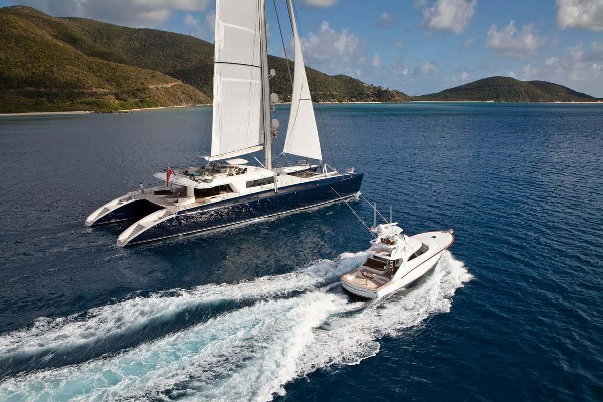 HEMISPHERE Superyacht | Luxury Yacht for Charter | Burgess