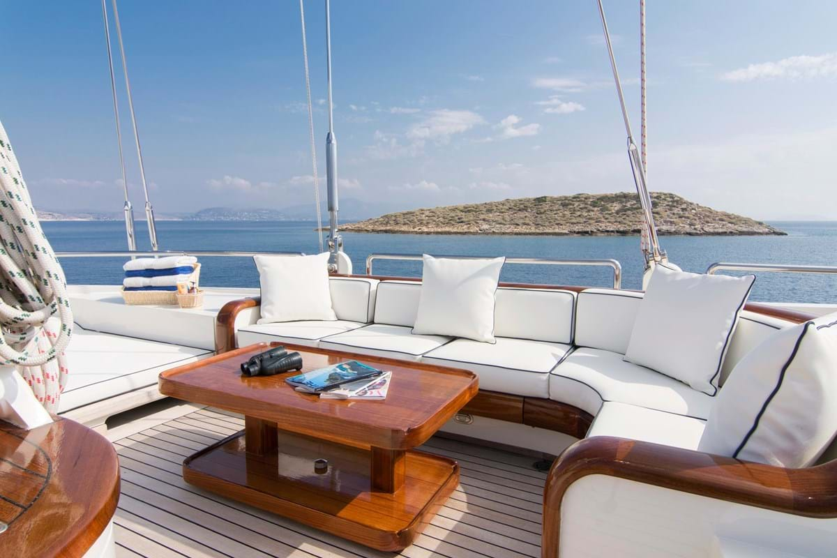 XASTERIA Superyacht  Luxury Yacht for Charter  Burgess