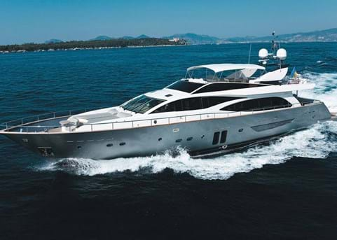 Sold: 30.4m yacht HUMMINGBIRD