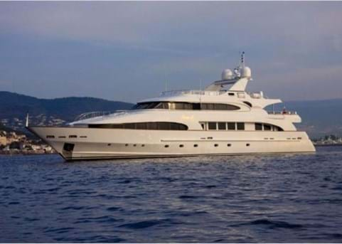 LADY G II is for charter with Burgess