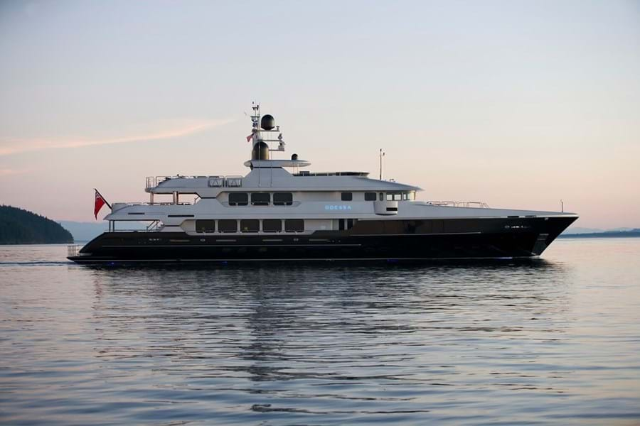 Odessa Becomes Fifth Yacht Signed For Sale With Burgess In Four Weeks